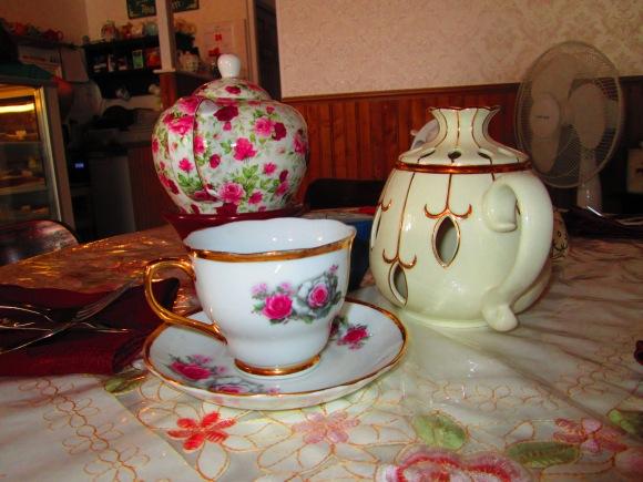 Mifflin's Tea Room