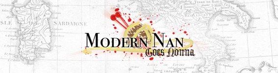Modern Nan Goes Nonna