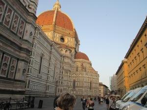 Florence Duomo side