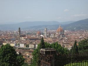 Florence from San Minato al Monte
