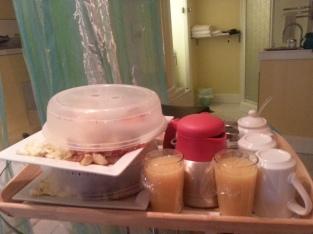 Leaside Manor Breakfast