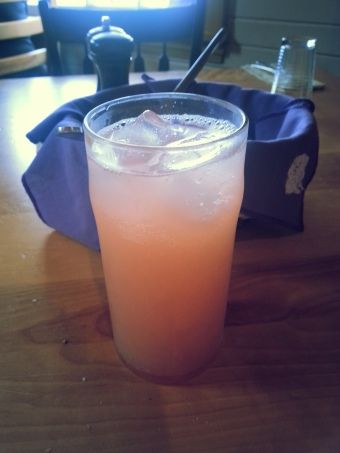 Bonavista Social Club Sparkling Rhubarb Lemonade