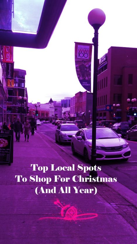 Shop Local St. John's