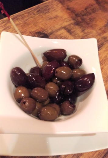 Tavola Warm Marinated Olives