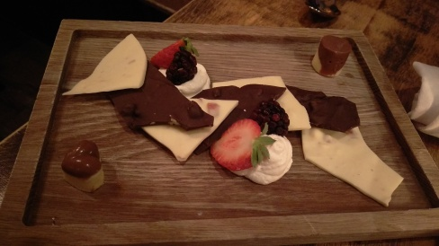 Tavola Chocolate Board